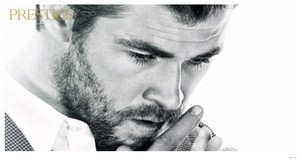 Chris Hemsworth - Prestige Hong Kong Photoshoot - 2015