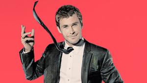 Chris Hemsworth - Saturday Night Live Photoshoot - December 2015