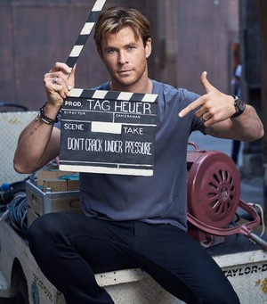 Chris Hemsworth - Tag Heuer Photoshoot - 2015