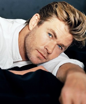 Chris Hemsworth - Vanity Fair Photoshoot - 2015