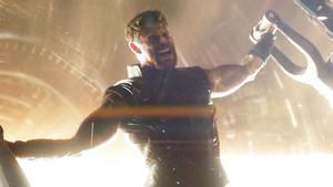 Chris in Avengers Infinity War