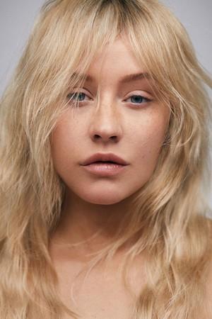 Christina Aguilera for Paper Magazine [April 2018]