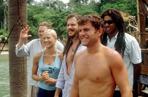 Club Dread - Lars, Jenny, Coconut Pete, Juan and Putman