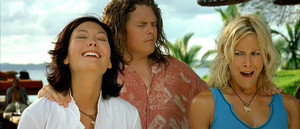 Club Dread - Yu, Lars and Jenny