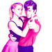 Cole and Lili Reinhart - cole-sprouse icon