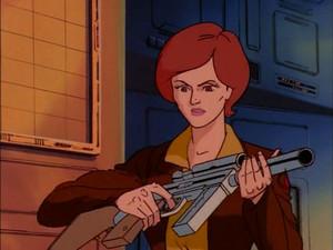 Covergirl Sunbow G.I.Joe cartoon series