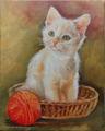 Cute Little Kitten  - cherl12345-tamara fan art