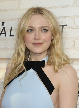Dakota Fanning attends the Emmy For Your Consideration Red Carpet Event For TNT's 'The Alienist
