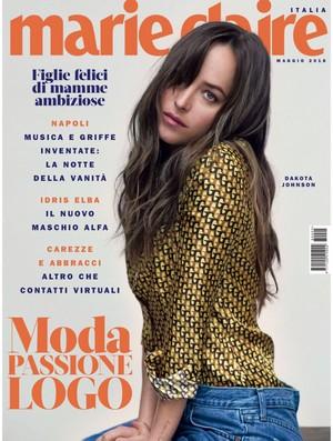 Dakota Marie Claire Italia photoshoot 2018