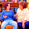 Darlene and Roseanne