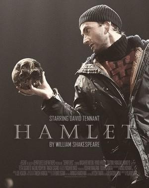 David/Hamlet poster