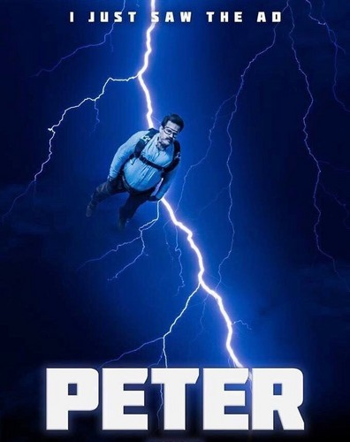 Deadpool (2016) fondo de pantalla titled Deadpool 2 - Peter Character Poster