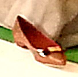 Debbie's Shoe