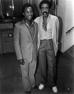 Dennis Greene And Richard Pryor