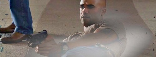Criminal Minds achtergrond entitled Derek morgan