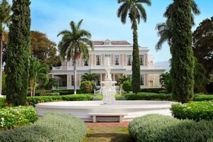 Devon House In Kingston, Jamaica