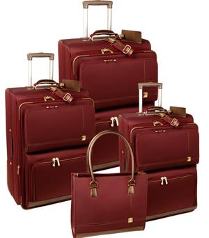 Diane V. Furstenburg Luggage Set