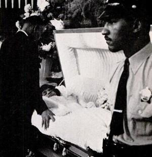 Dinah Washington's Funeral In 1963