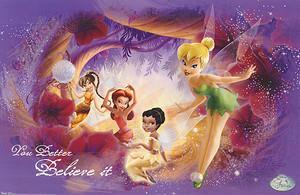ディズニー 妖精 壁紙