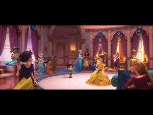 disney Princesses in Ralph 2