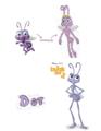 Dot  - A Bug's Life 2 - a-bugs-life fan art
