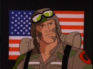 Dusty Sunbow G.I.Joe cartoon series