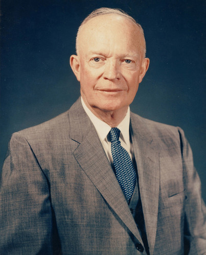 The Presidents of The United States wallpaper entitled Dwight D. Eisenhower