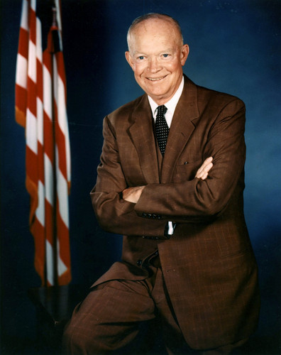 The Presidents of The United States Обои called Dwight D. Eisenhower