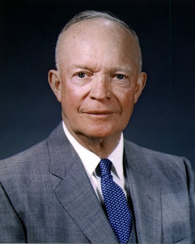 The Presidents of The United States wallpaper titled Dwight D. Eisenhower