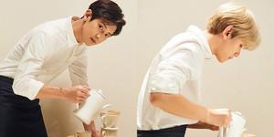 EXO Baekhyun Chanyeol