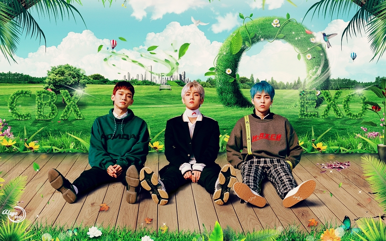 EXO-CBX #WALLPAPER