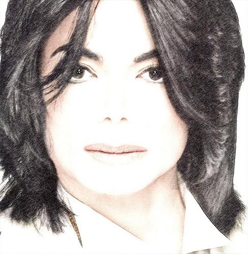 Michael Jackson fond d'écran entitled Ebony Eyes