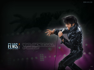 Elvis Wallpaper ♥