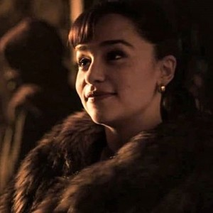 Emilia as Qi'ra in Solo A তারকা Wars Story