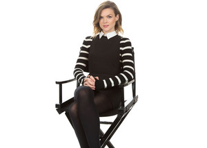 Erin Richards - fuchs News Magazine Photoshoot - 2016