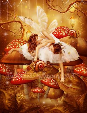 Fairy Sisters For My Fairy Sister,Ana 🌺