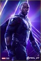 helang, falcon - Avengers Infinity War character poster