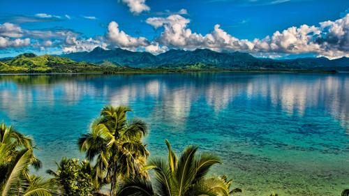 Travel Wallpaper Titled Fiji