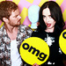 Finn Jones and Krysten Ritter आइकन