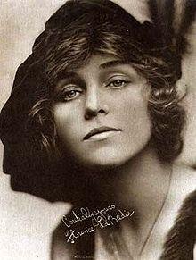 Florence La Badie (April 27, 1888 – October 13, 1917)
