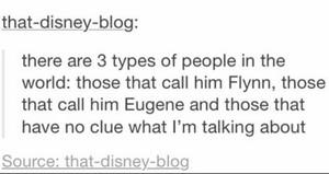Flynn vs Eugene