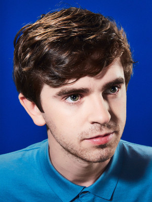 Freddie Highmore at tai Photoshoot