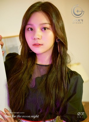 "GFriend 6th Mini Album Umji ""Time for the Moon Night"" 2 Concept Pictures"