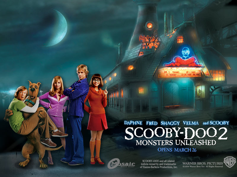 Gang Scooby Doo 2 Monsters Unleashed Wallpaper 41353811 Fanpop