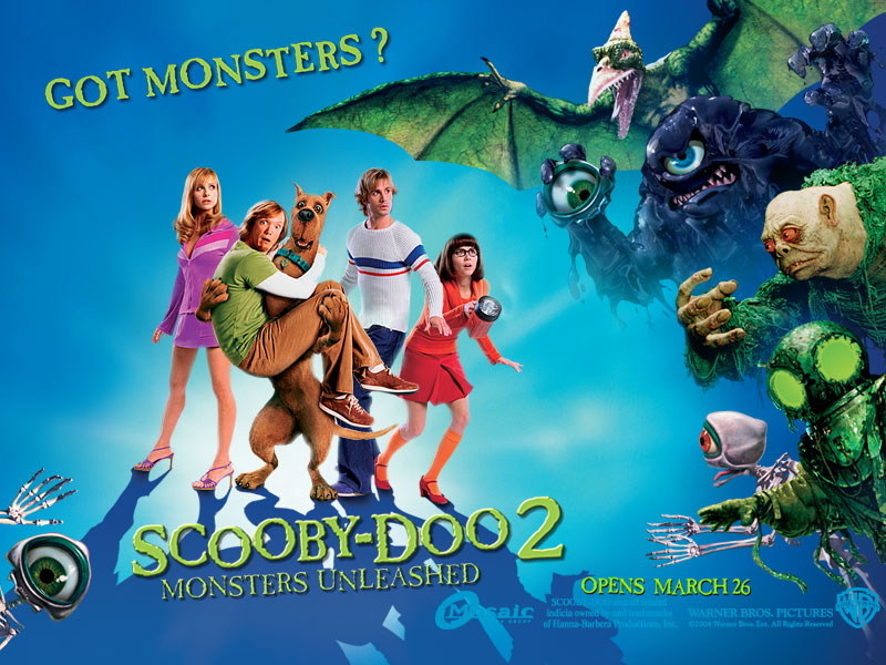 Gang Scooby Doo 2 Monsters Unleashed Fondo De Pantalla 41353812 Fanpop