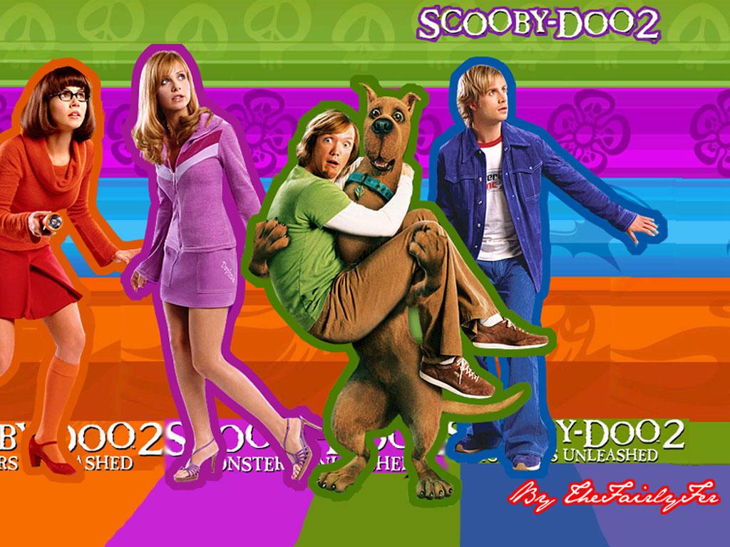 Gang Scooby Doo 2 Monsters Unleashed Wallpaper 41353815 Fanpop