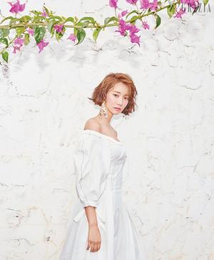 Go Joon Hee - Grazia Magazine June Issue '18