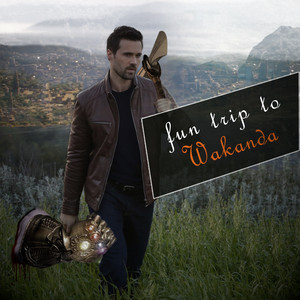 Grant Ward: fun trip to Wakanda