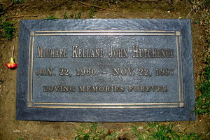 Gravesite Of Michael Hutchence