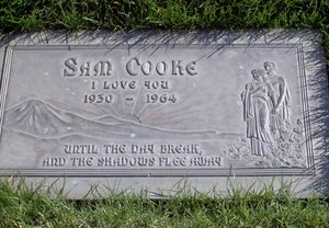 Gravesite Of Sam Cooke
